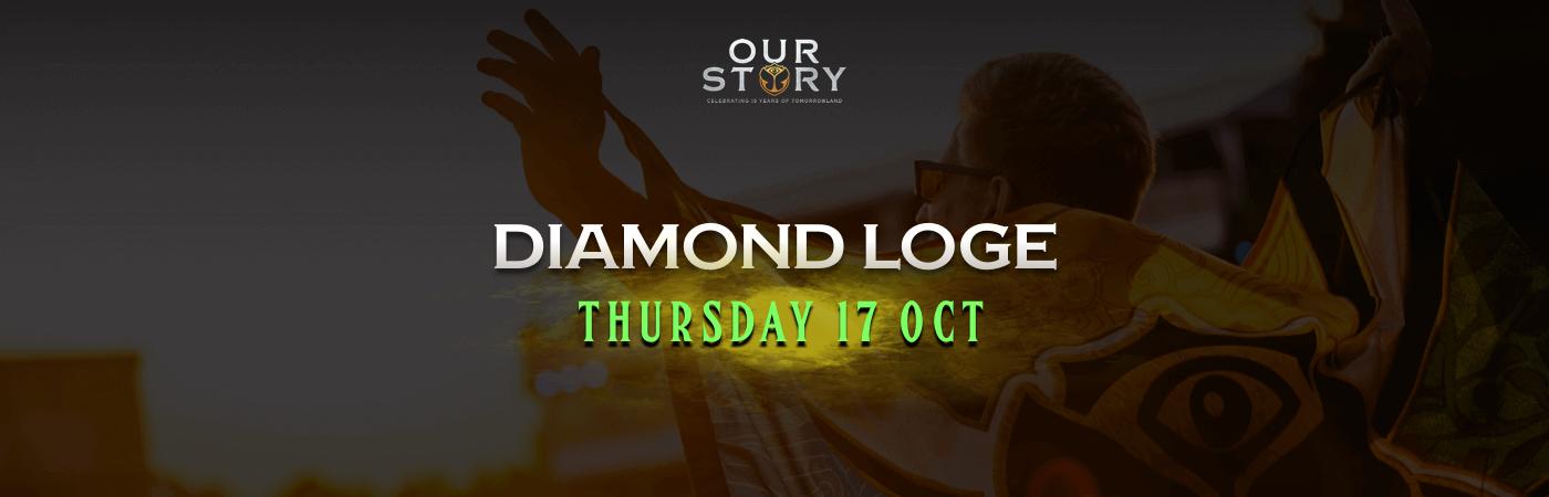 Thursday Diamond Loge Ticket + Hotel Package
