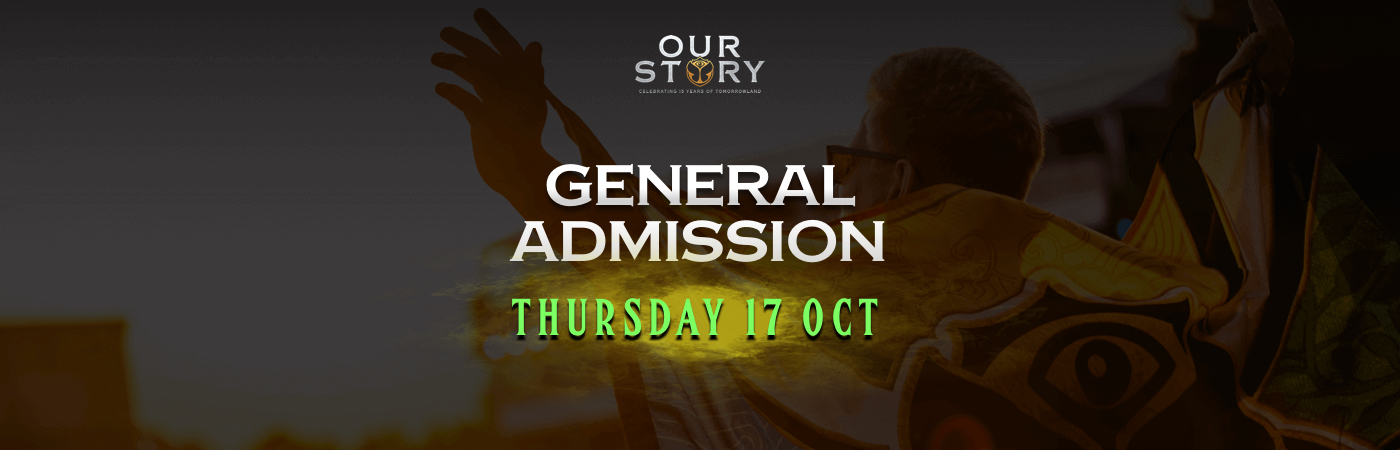 Thursday General Admission Ticket + Hotel Package
