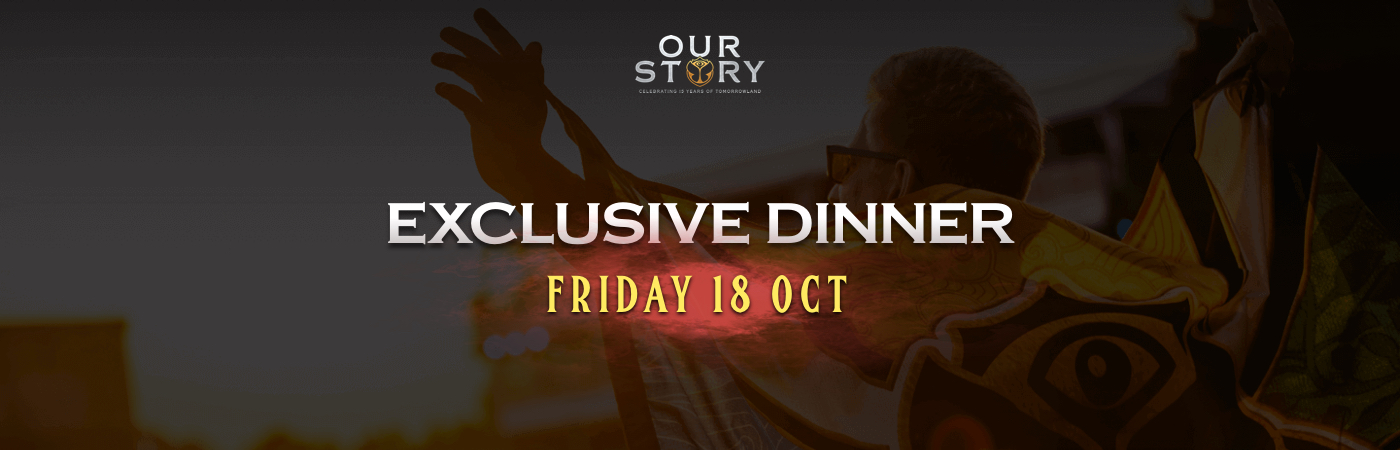 Friday Exclusive Dinner Ticket + Hotel Package