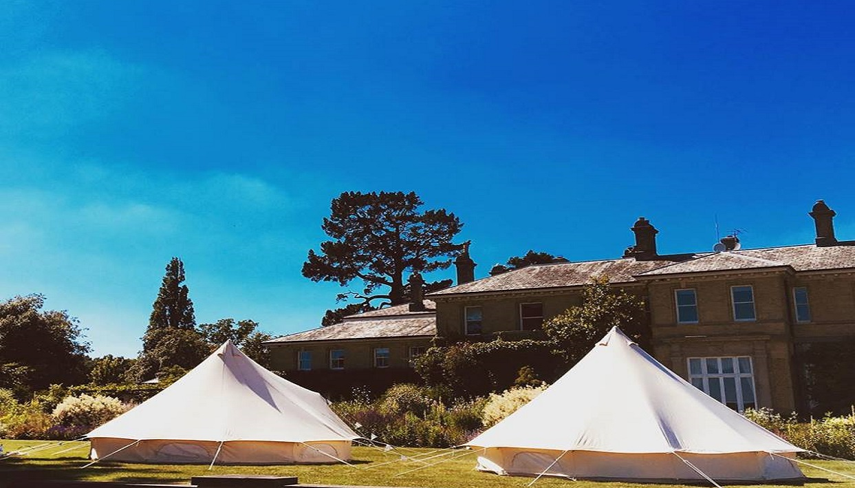Ticket + Classic Bell Tent @ Goatfest