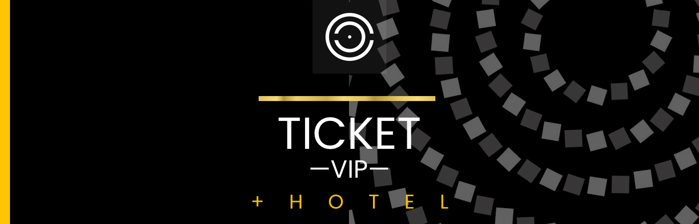Awakenings & Time Warp present Connect VIP Ticket + Hotel Packages