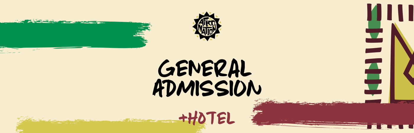 Afro Nation Ghana Ticket + Hotel Packages