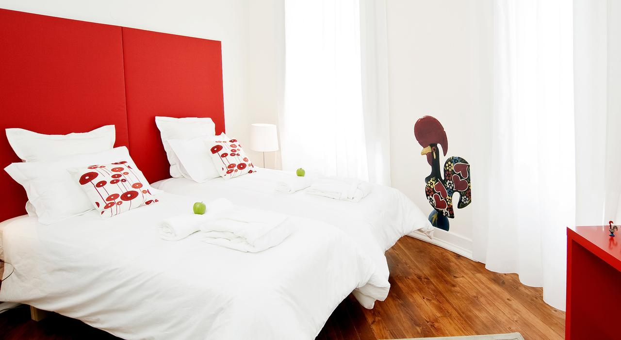 Bilhete + Lisbon Dream Guesthouse