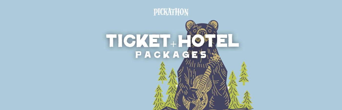 Pickathon Ticket + Hotel Packages