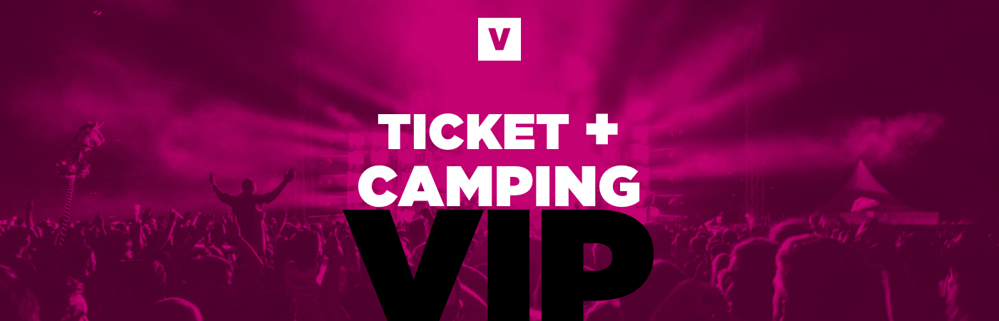 VIBEZ Open Air VIP Ticket + Camping Packages