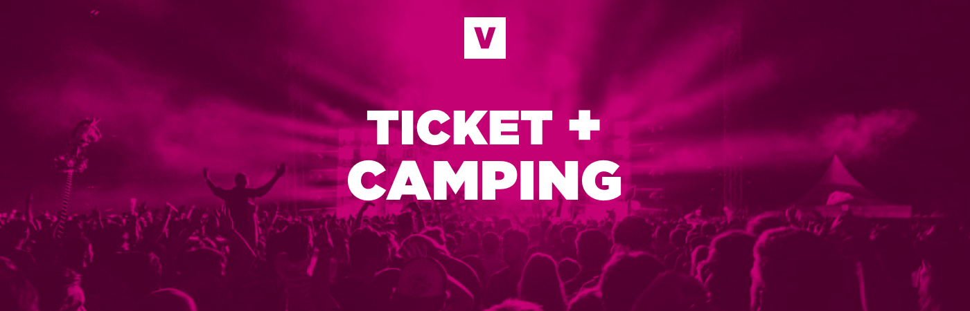 VIBEZ Open Air Ticket + Camping Packages