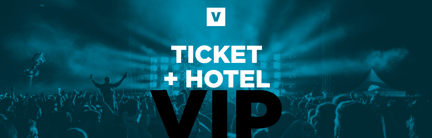 VIBEZ Open Air VIP Ticket + Hotel Package