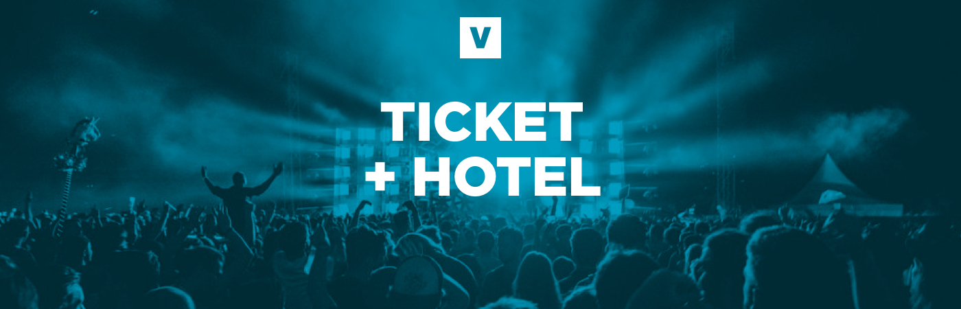 VIBEZ Open Air Ticket + Hotel Package