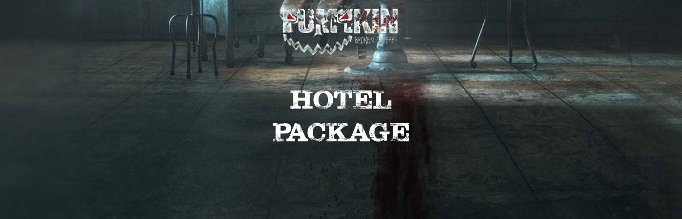 Pumpkin Germany Ticket + Hotel Packages