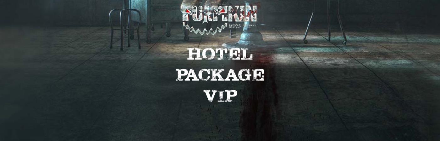 Pumpkin Germany VIP Ticket + Hotel Packages
