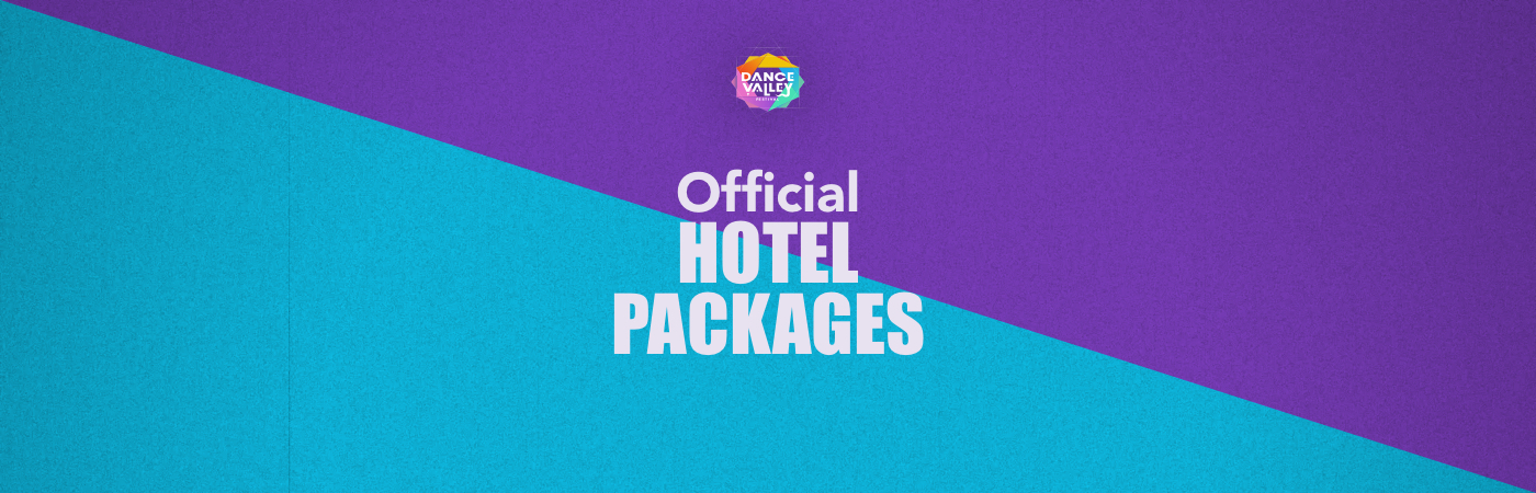 Dance Valley Ticket + Hotel
