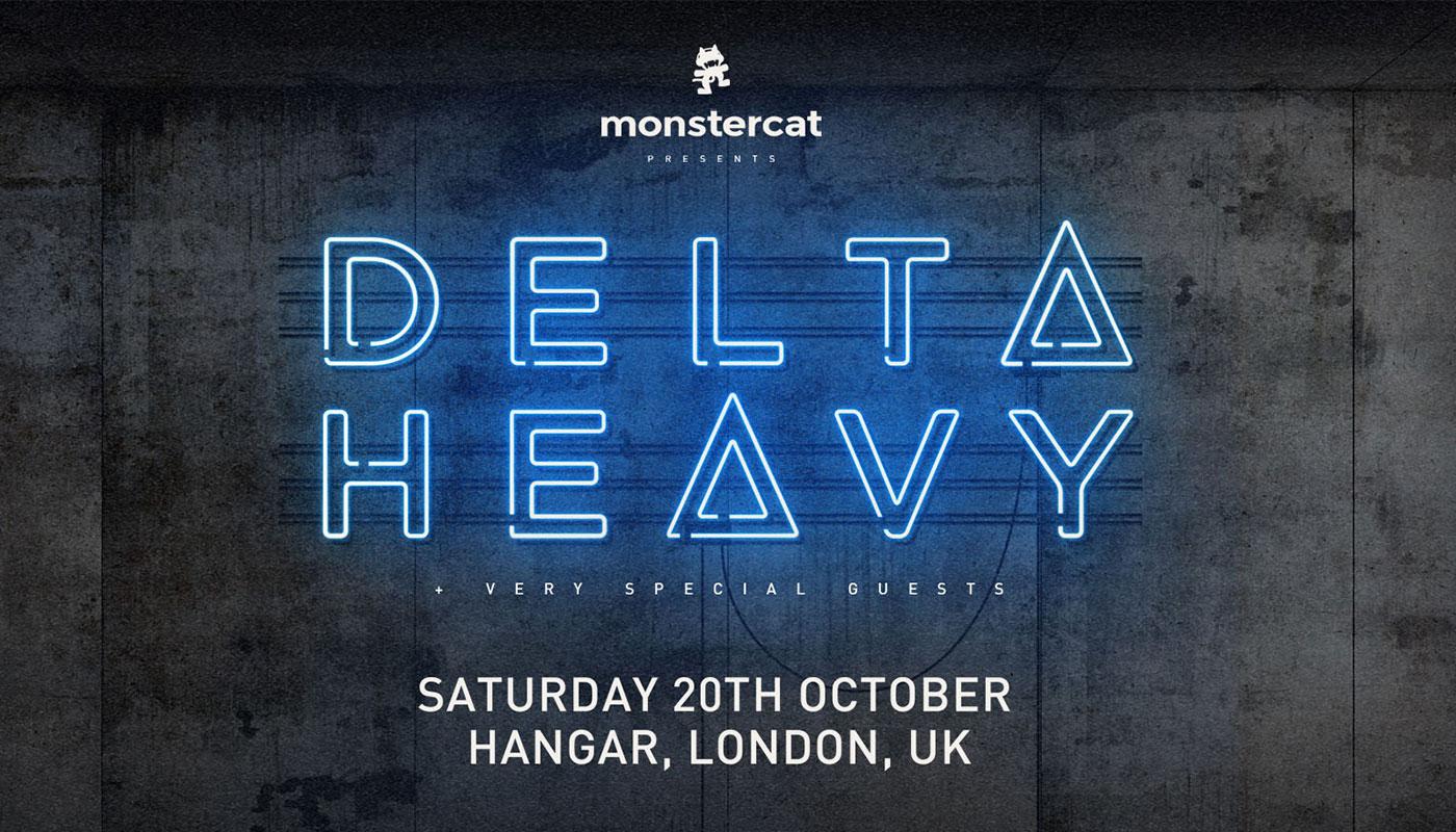 Monstercat presents Delta Heavy - Festicket