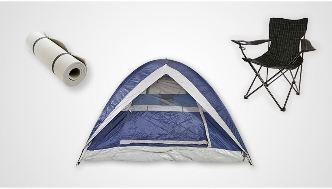 Ticket + Extra Lay Back | Utopia Camping