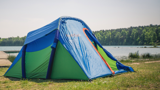 Tickets + Relax Festitent at Green Camping