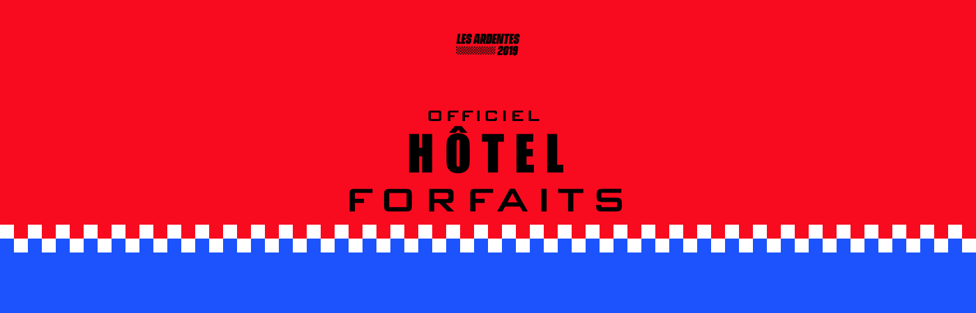Les Ardentes Ticket + Hotel Packages