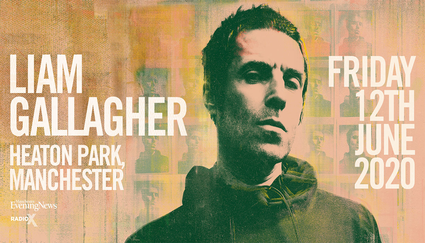 Lavoro A Manchester 2017 liam gallagher – heaton park, manchester 2020 tickets