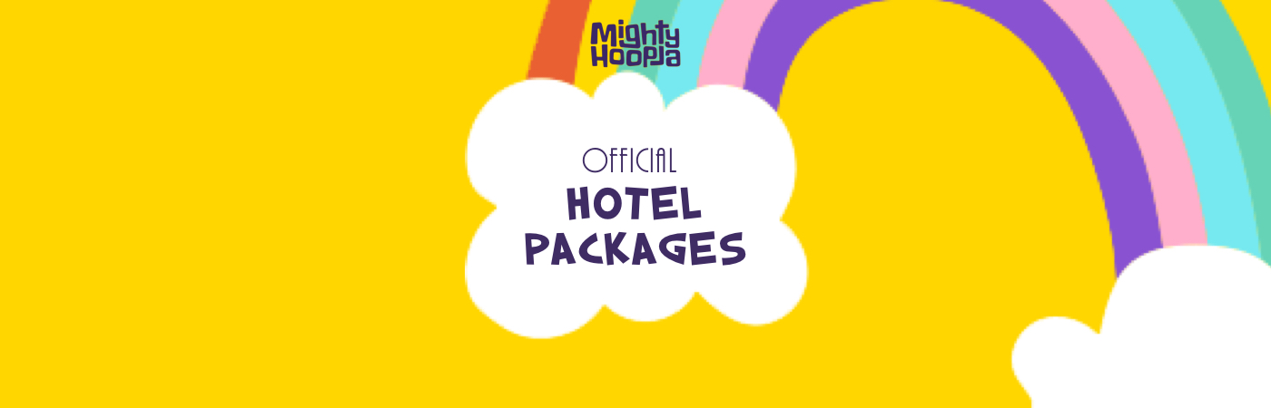 Mighty Hoopla Ticket + Hotel Packages