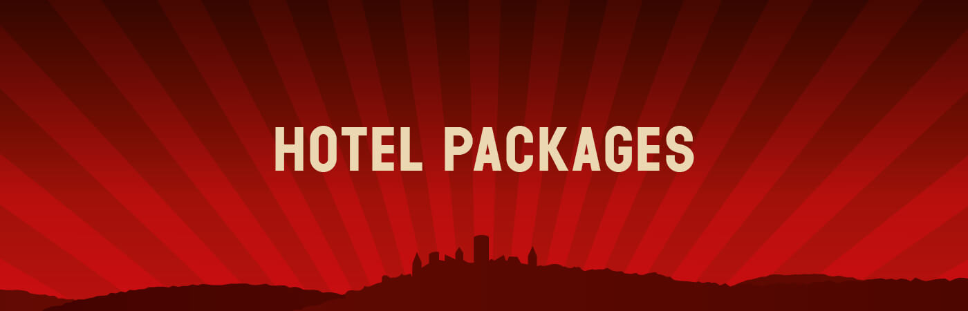 Rock am Ring Ticket + Hotel Packages