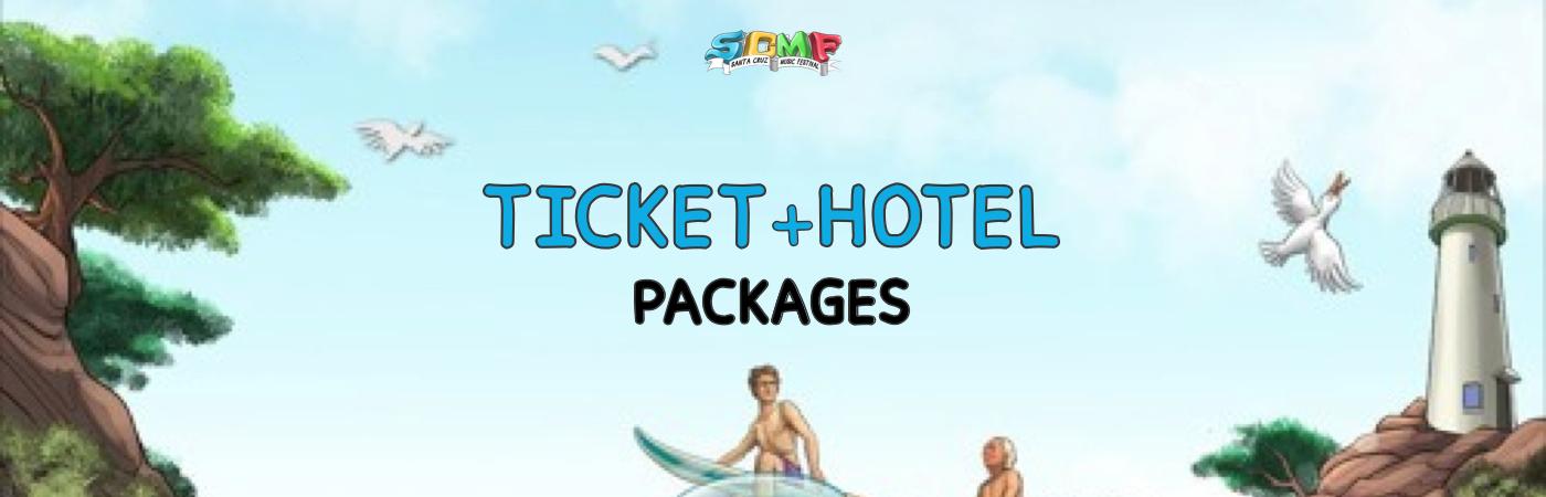 Santa Cruz Music Festival Ticket + Hotel Packages