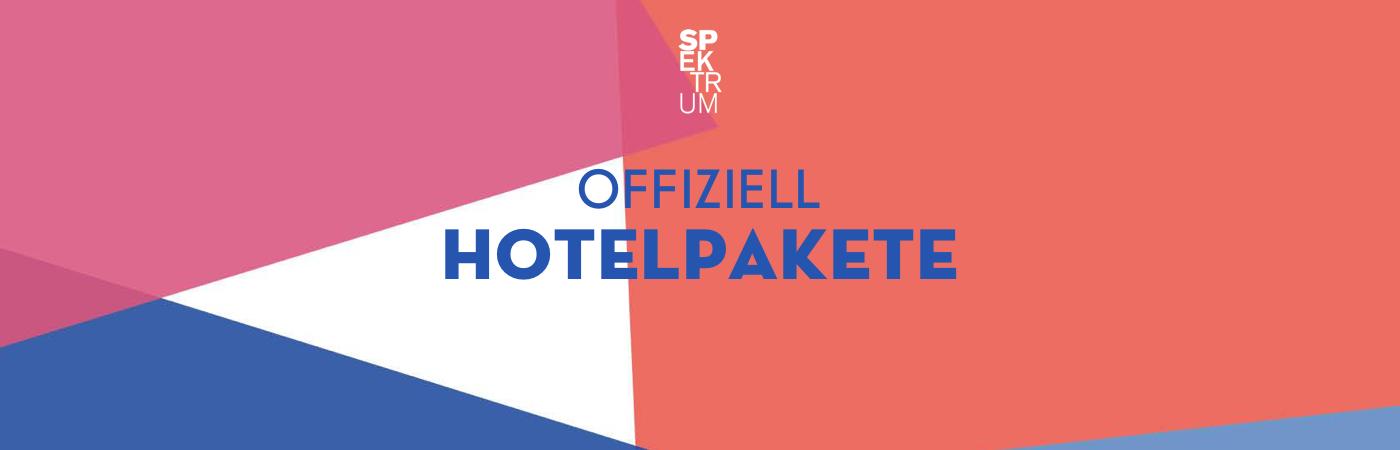 SPEKTRUM Ticket + Hotel Packages