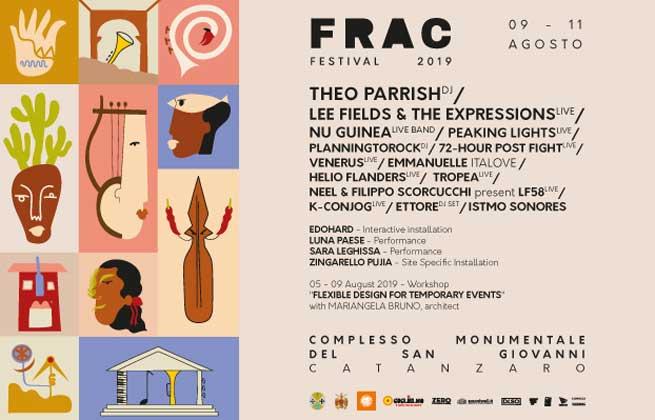 FRAC Festival 2019