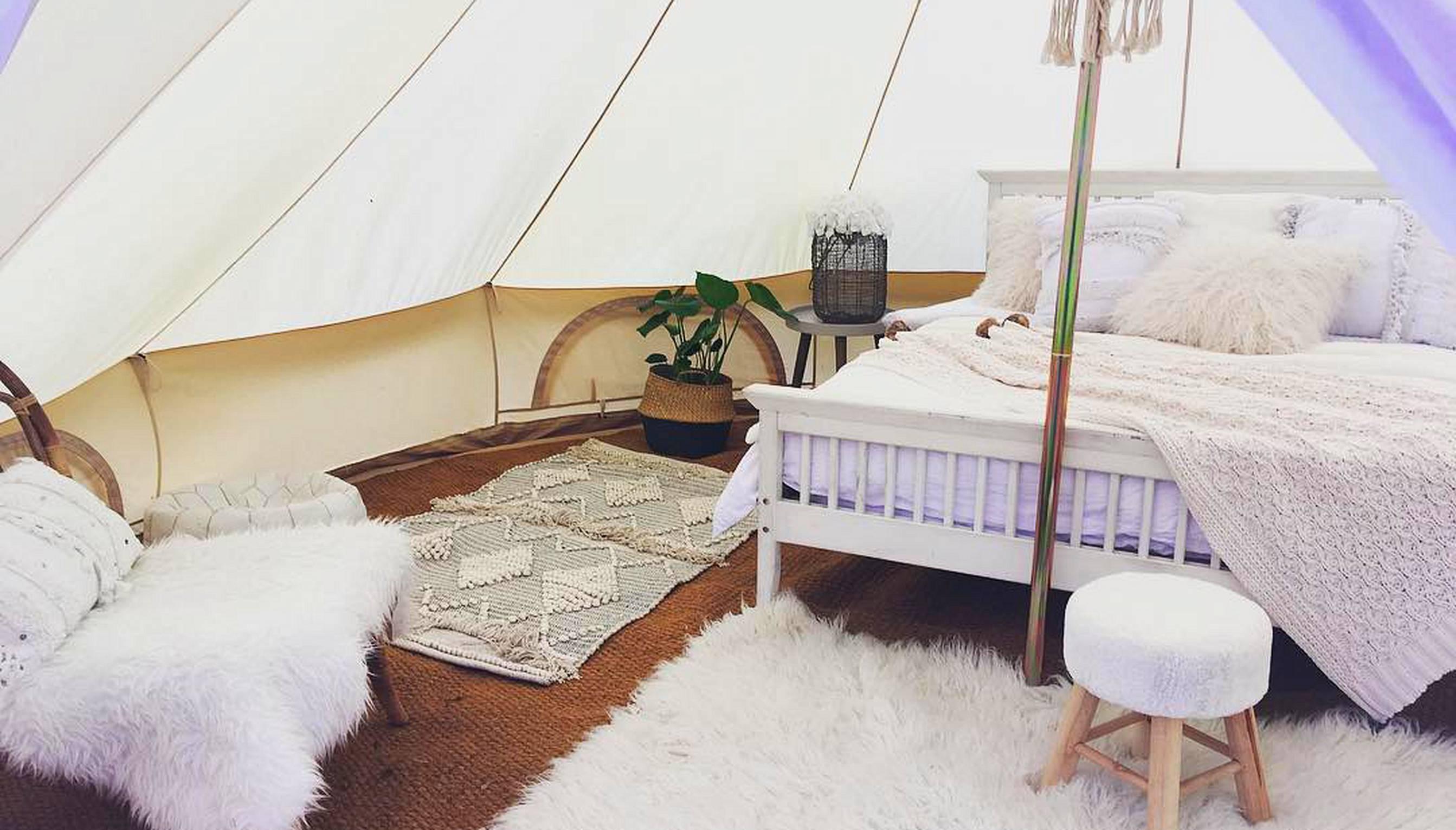 Ticket + Royal Bell Tent @ Goatfest